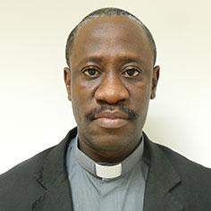 Rev kwabena ofosu adutwum director of finance and administration cem
